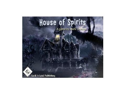House of spirits Card game