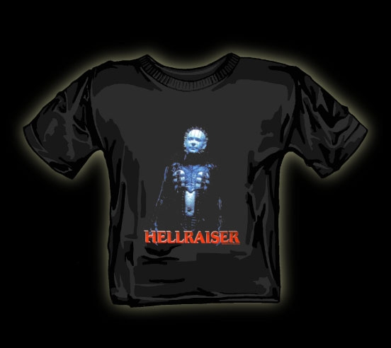 Hellraiser reluctant t shirt