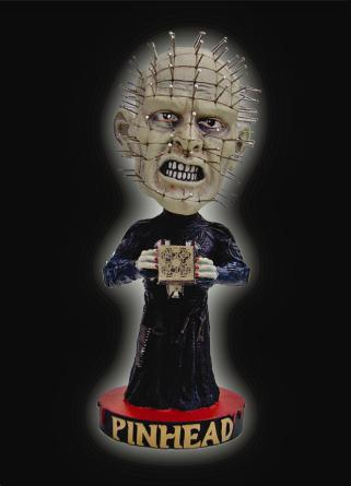 Pinhead headknocker