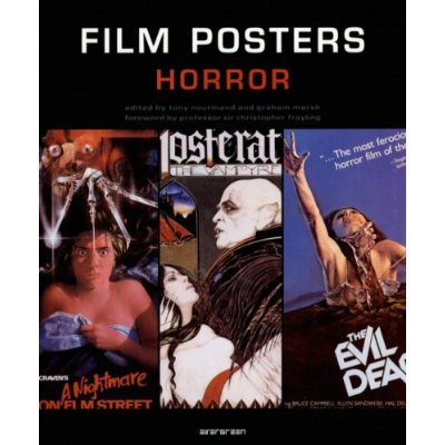 Movie posters horror book