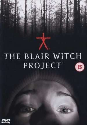 Blair witch project DVD