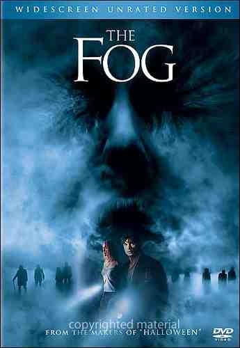 The Fog Dvd - remake