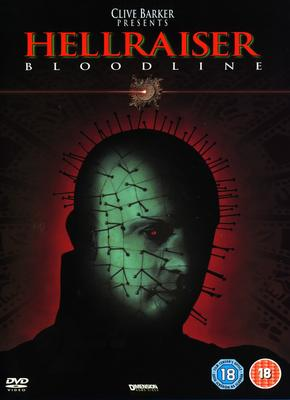 Hellraiser Bloodline DVD