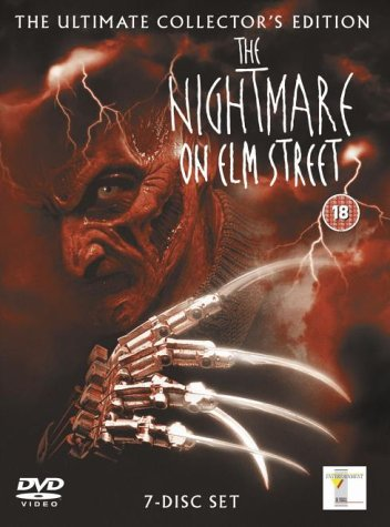 Nightmare on Elm street DVD box set