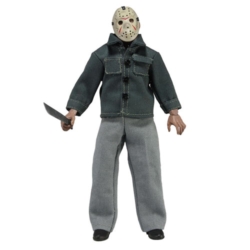 Jason Voorhees retro figure