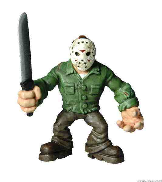 Tiny terrors Jason figure