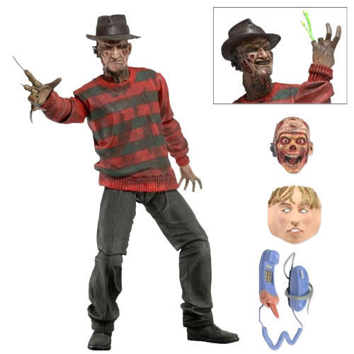 Freddy Krueger 30th anniversary Figure