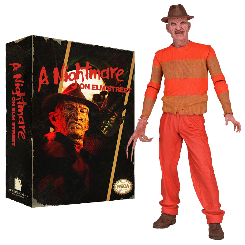 Freddy krueger video game edition figure
