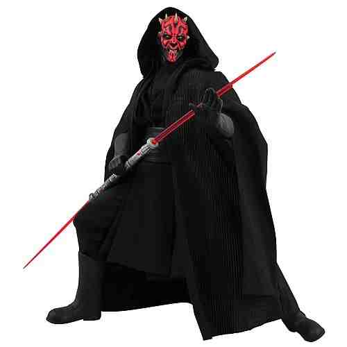 Darth Maul figure