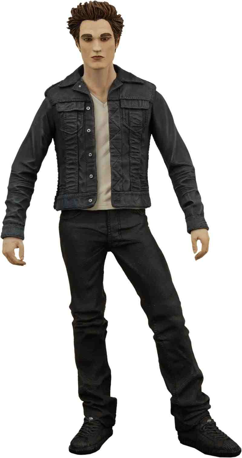 Twilight eclipse Edward figure