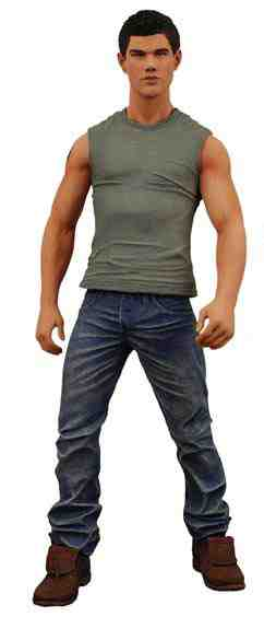Twilight eclipse Jacob figure