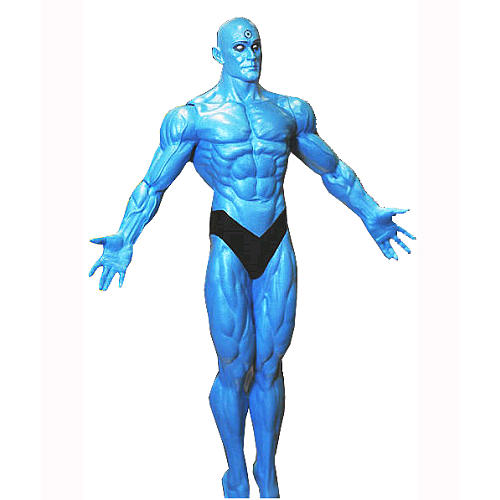 Dr Manhattan watchmen figure