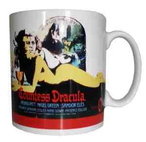 Countess Dracula Mug
