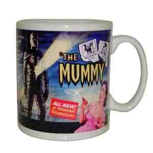 Hammer horror the Mummy mug