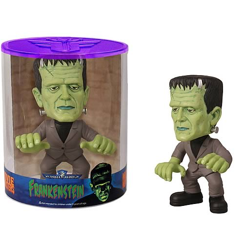 Frankenstein funko force figure