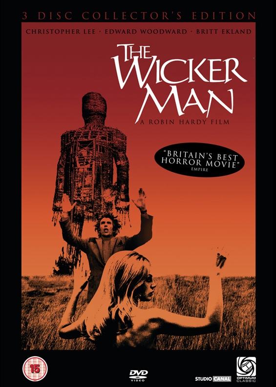 The Wickerman DVD